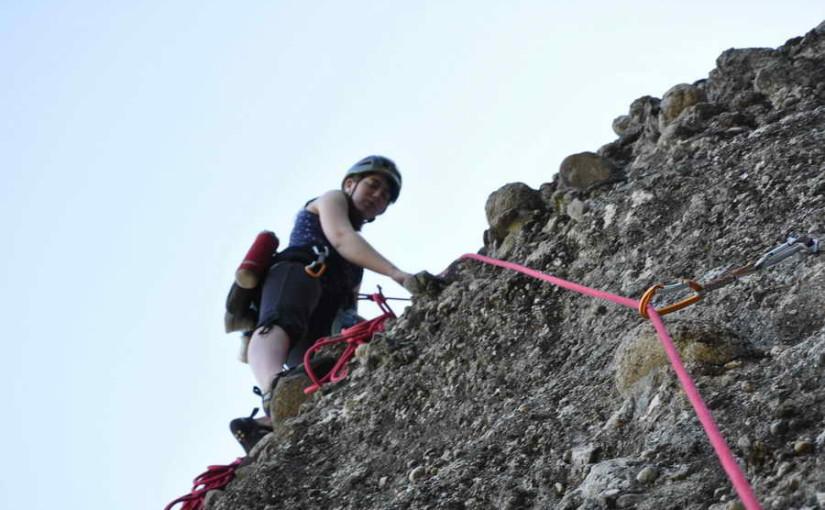 Plezalno-alpinistična šola 2016