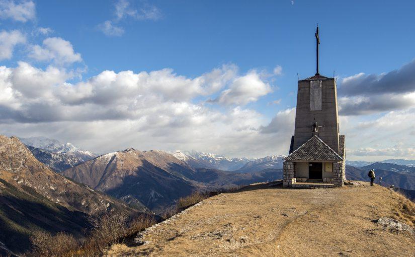 Mali  Karman (Monte Cuarnan) – 1372m