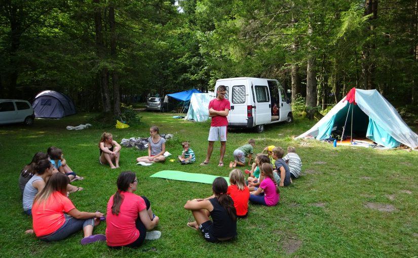 Planinski tabor 2018