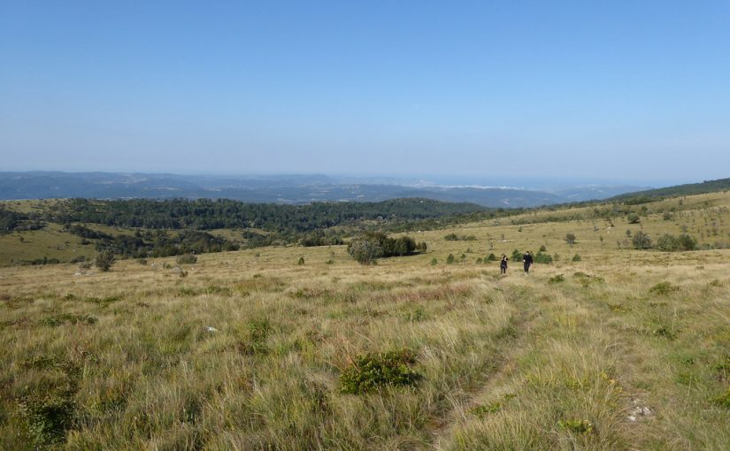 Izlet v neznano s planinskim društvom Vipava