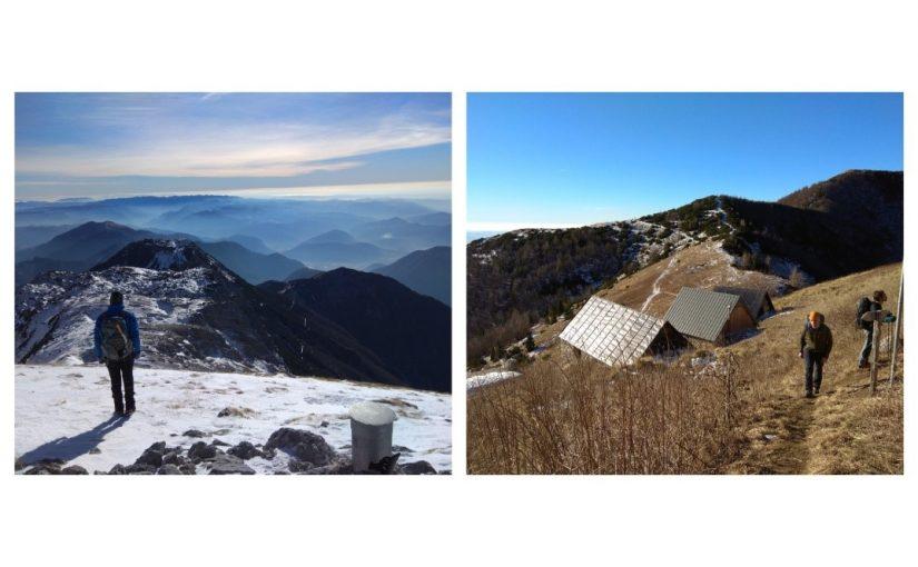 Tolminski Migovec in Tolminski Kuk (2085 m)