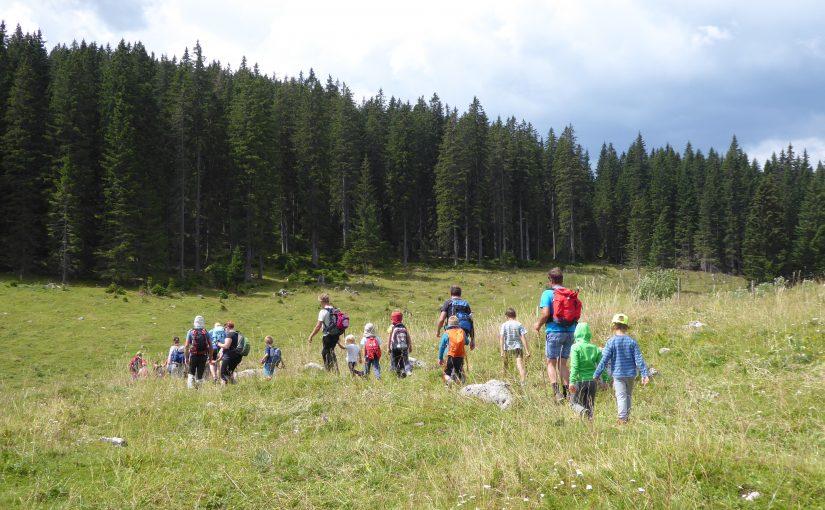 Planinski tabor PD Vipava 2019