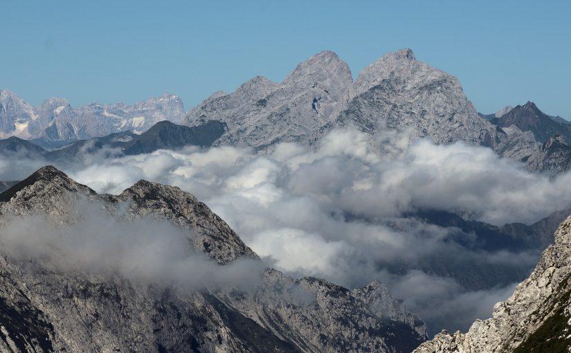 MONTE COGLIANS                 (HOHE WARTE – 2780m)