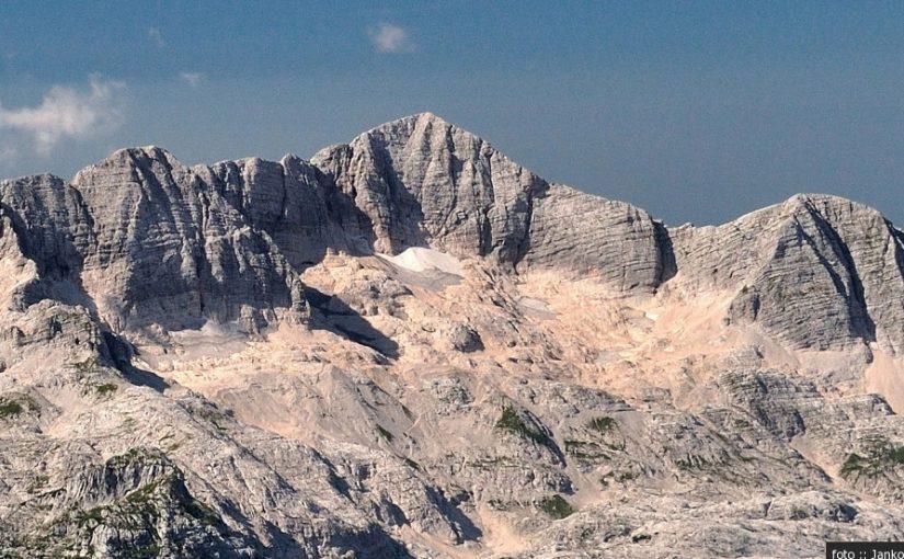 VISOKI KANIN (2587 m) in PRESTRELJENIŠKI PODI