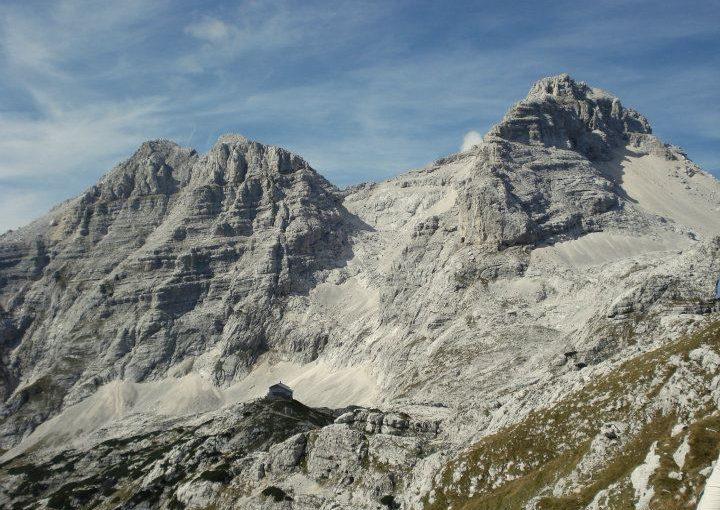 Planinsko društvo Vipava in Planinsko društvo Podnanos vabita na izlet RAZOR (2601m) in KRIŠKI PODI (2050m)