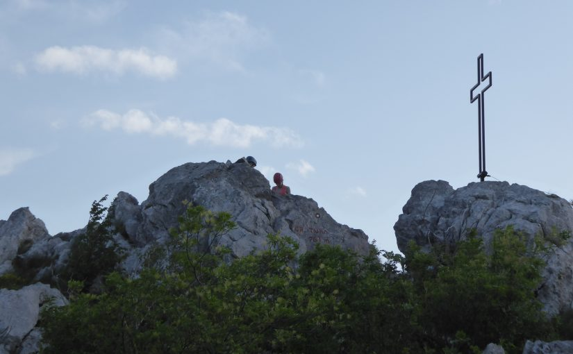 3x TURA (Gradiška 793m, Podraška 852m, Šentviška 963m)