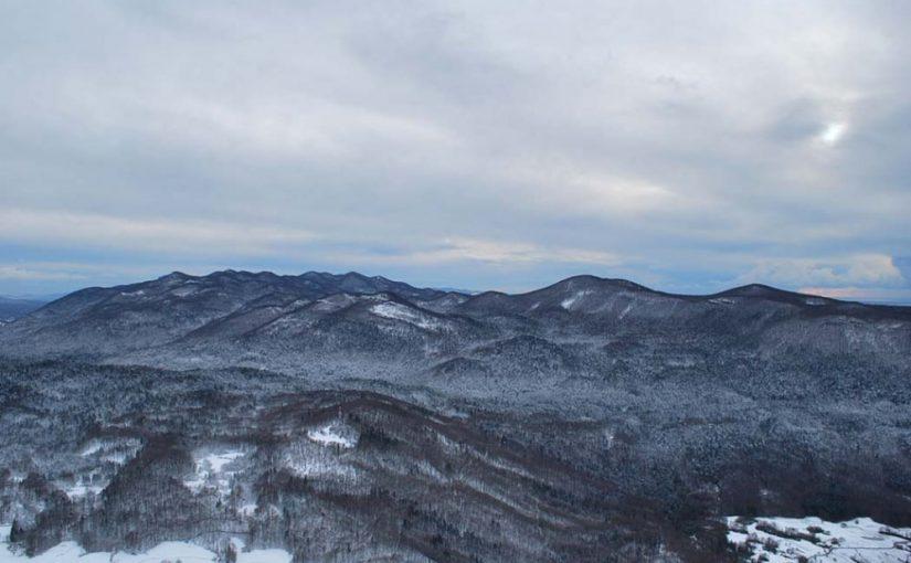 Križna gora (1168m) & Sveti Duh (1213m) & Srednja gora (1275m)
