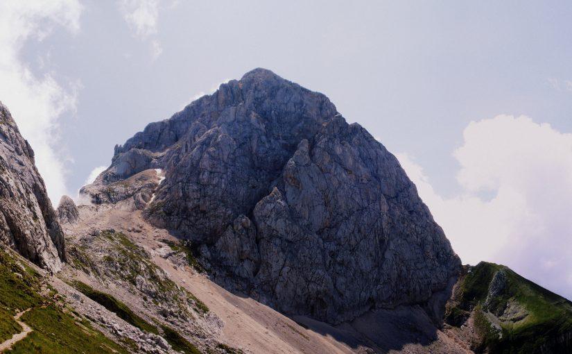 MANGART (2679m)