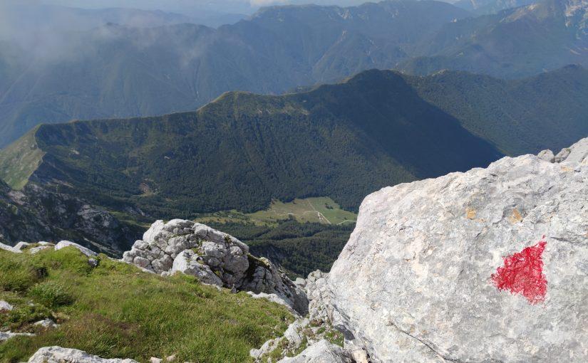 OBVESTILO PRED IZLETOM (Škrlatica, Monte Guarda-Skutnik)