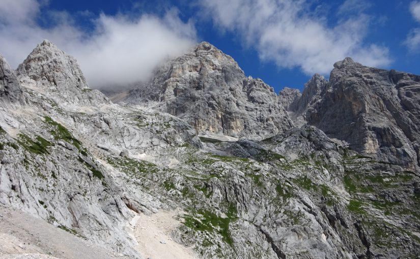 Škrlatica (2740m)